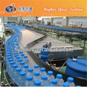 Completely Filled Bottle Output Conveyor pictures & photos