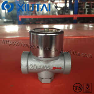 Stainless Steel Thermodynamic Steam Trap (Screwed) pictures & photos