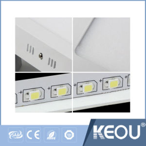 SMD2835 LED Panel 6W-24W China Manufacturer Epistar Chip pictures & photos