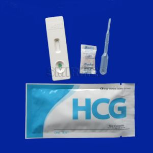 One Step HCG Pregnancy Test Cassette (SM-DG01)