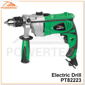 Powertec 13mm 0-3000rpm Electric Impact Drill (PT82223) pictures & photos