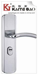 304 Stainless Steel Door Handle on Plate (KTG-6811-013) pictures & photos