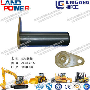 Cylinder Mouting Pin/Liugong Excavator Spare Parts
