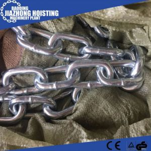 Galvanized Short Link Chain From 8mm-19mm pictures & photos