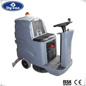 Handheld Easy Use Rotate Floor Scrubbing Machine for Warehouse 005 pictures & photos
