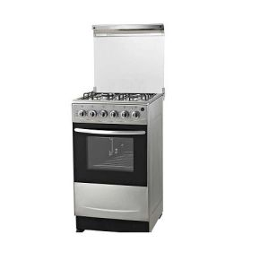 Stainless Steel 4 Burners Gas Cooker with Oven pictures & photos