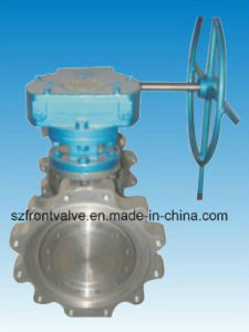 Cast Steel Lugged Type Butterfly Valves pictures & photos