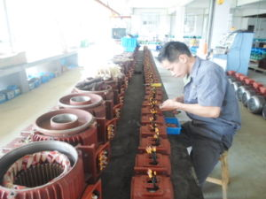 Y SERIES THREE-PHASE INDUCTION MOTOR with good quality pictures & photos