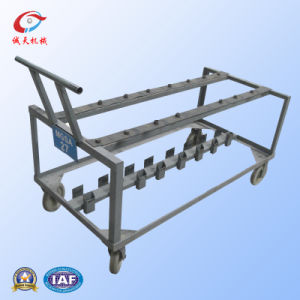 in Stork! Handle Trolley, Warehouse Trolley/Rack pictures & photos