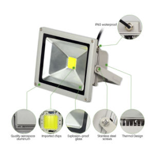 10W~50W High Quality Mean Well Driver LED Flood Light pictures & photos
