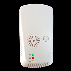 New! Wireless LPG/Natural Gas Sensor for Home Alarm System pictures & photos