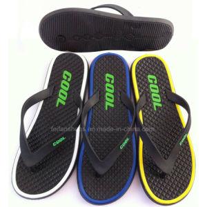 Latest Unisex PVC Flip Flops Slipper Beach Sandal (YF-2122 -1) pictures & photos
