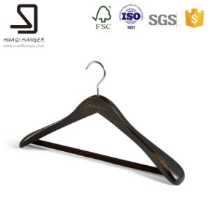 Good Quality and Best Sale Hangers Beech Wood Rubber Wood pictures & photos
