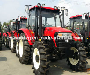 Brand New China Made 110HP Farm Tractor pictures & photos
