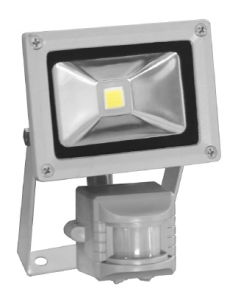 10W GS/SAA/CE PIR Sensor LED Flood Light pictures & photos