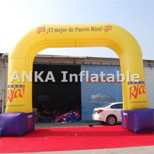 Blow-up Inflatable Archway for Sale with Foot pictures & photos