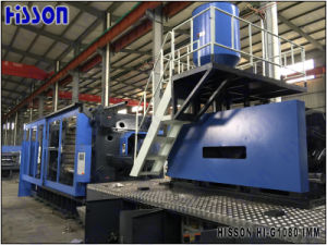 1080t CE Approved Plastic Injection Molding Machine Hi-G1080 pictures & photos