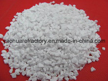 White Tabular Alumina Lump and Fine Powder Raw Refractory Material pictures & photos