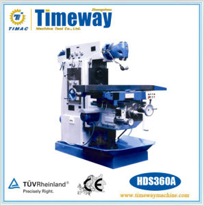Fresadora / Universal Swivel Head Milling Machine (HDS) pictures & photos
