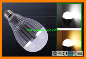 12W E27 LED Dimmable Bulb Light with IEC62560 pictures & photos
