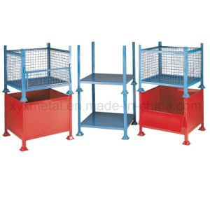 Warehouse Stacking Pallet Rack System pictures & photos