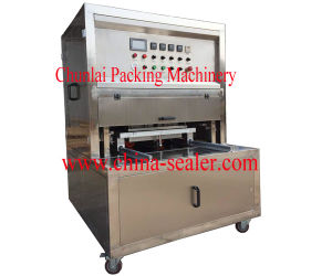 High Quality Low Priceauto Modified Atmosphere Packaging Machine pictures & photos