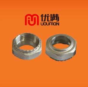 Hex Nut Antiskid Auto Parts Stainless Steel Connector