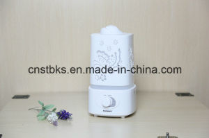 Humidifier with 1.7L Capacity and Pretty Carving Design