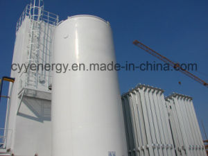 Cryogenic Asu Liquid Air Separation Plant with Purifying by CO2 pictures & photos