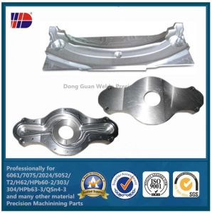 Precision CNC Machining Parts Customized Aluminum Machining Jobs pictures & photos