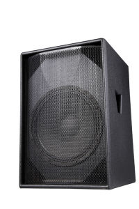 Black Colour 18 Inch Professional Loudspeaker S18+ pictures & photos