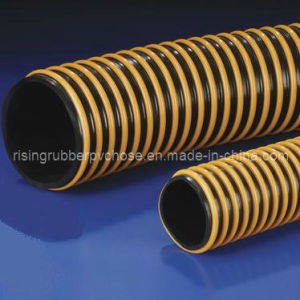 PVC Suction Hose PVC Corrugated Hose Plastic Hose pictures & photos