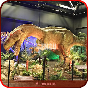 China Animatronics Dinosaur Playground Equipment pictures & photos