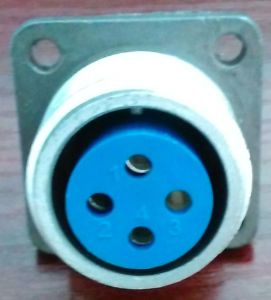 P20-4 Pins Circular Power Connector pictures & photos