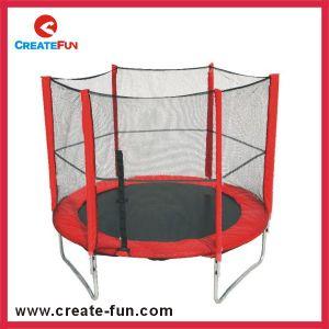 Createfun Gymnastic Round Outdoor Jumping Trampoline
