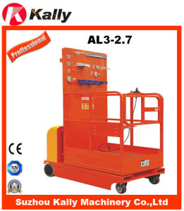 Full Electric Aerial Platform Vehicle (AL3-2.7)