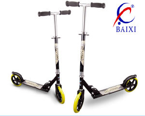 Kick Scooter for Adults with 200mm PU Wheel (BX-2M002) pictures & photos