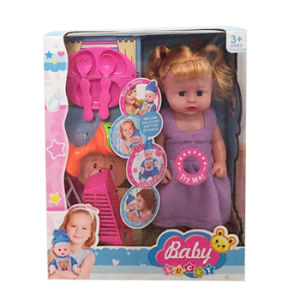 Hot Sale Wholesale Plastic Newborn Baby Doll (10252799) pictures & photos