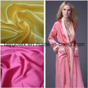 100% Poly Silk Satin for Sleepwear Cloth Fabric pictures & photos