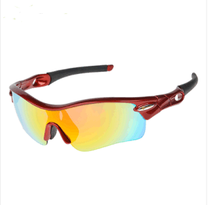 Wholesale on Line 5 Lens Changeable Cycling Glasses, Sport Sunglasses pictures & photos