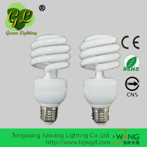 15W 20W 23W Half Spiral Energy Saving Light