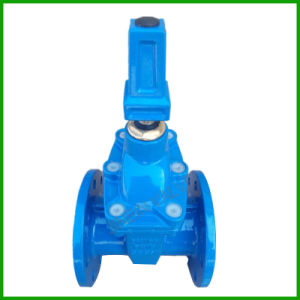 Resilient Underground Gate Valve DIN3352 F4 and BS5163 pictures & photos