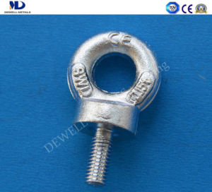 Galv. Lifting DIN582 Eye Nut pictures & photos
