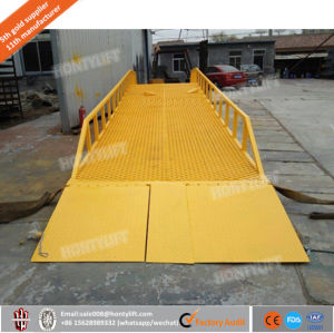 Alibaba Express Good Quality Forklift Ramps Mobile Dock System pictures & photos