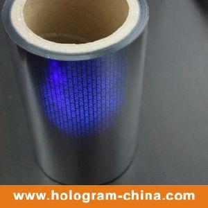 Hologram Tamper Evident Fluorescent Foil pictures & photos