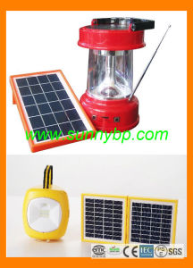 Lantern for Camping with Mobile Phone Charger pictures & photos