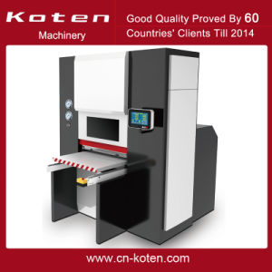 Deep Sheet Paper Embossing Machine pictures & photos