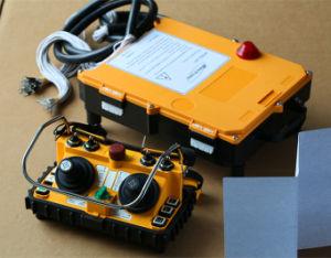 F24-60 12V Korea Wireless Remote Joystick Control for Tower Crane and Concrete Pump pictures & photos