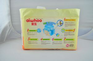 Dry Soft Disposable Baby Diaper (AW007) pictures & photos