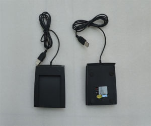 RS232 RFID Desktop Keyboard Card Reader with USB Interface pictures & photos